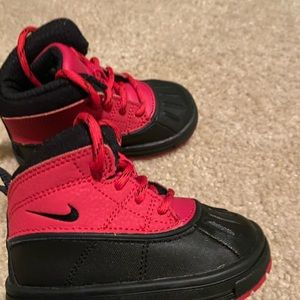 Toddler Boy Nike Boots